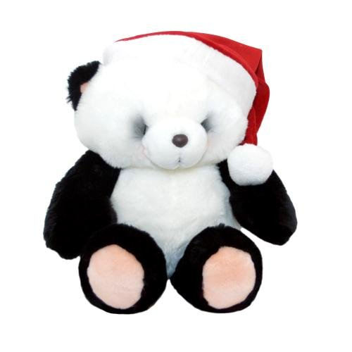 "16 ""de Noël ours Panda Friends Forever"