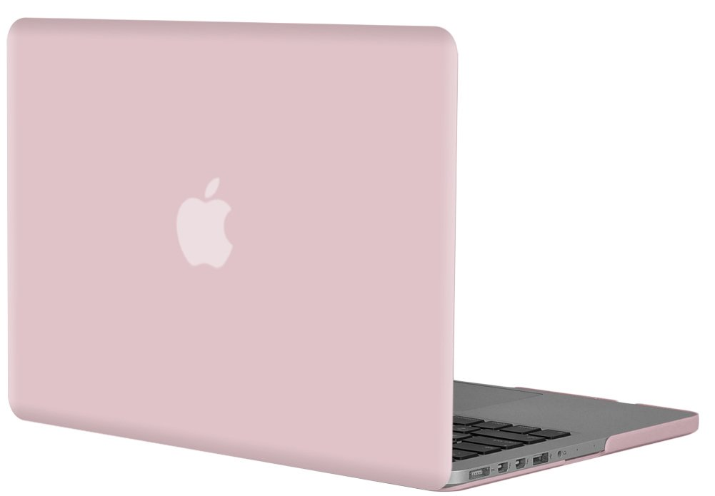 'Generic Frosted matte Silky-Smooth soft-touch hard shell case per Apple 33cm MacBook Pro 33,8cm
