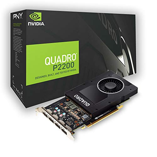 PNY Quadro P2200 5GB GDDR5