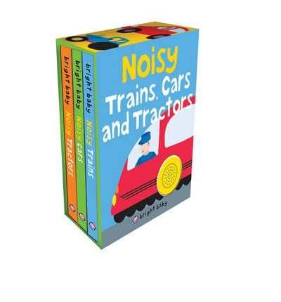 Noisy Machines Slipcase (Bright Baby Noisy Machines)