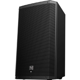'Electro-Voice ZLX 250 W Black Loudspeaker - Loudspeakers (Speaker Set Unit, 2-Way, Floor, Tabletop/Bookshelf, Closed, 38.1 cm (15), 38 cm) Voice Unit