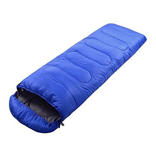 zoujun Tragbare Leichte Umschlag Schlafsack mit Kompression Sack für Camping Wandern Rucksack -