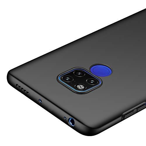 "Richgle Cover Huawei Mate 20 X (7.2""), Nero Ultra Sottile Custodia Cover Protettiva in Plastica Case per Huawei Mate 20 X (7.2"") RG00271"