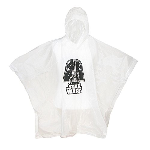 Disney -  giacca impermeabile - ragazzo clear taglia unica
