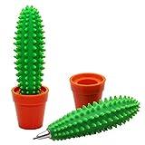 Cosanter Kreative Kaktus Kugelschreiber und Eingabestift Scolaire Desktop-Lieferungen
