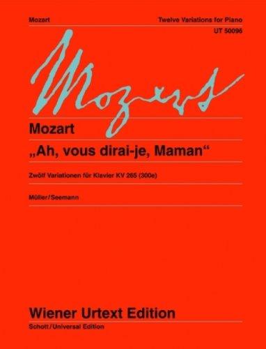 MOZART - Variaciones