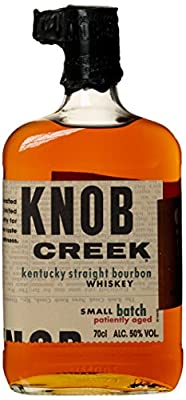 Knob Creek Patiently Aged Kentucky Straight Bourbon Whiskey (1 x 0.7 l)