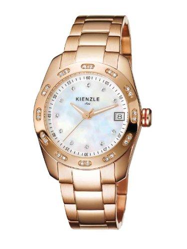 Kienzle - K3022034042-00019 - Montre Femme - Quartz Analogique - Bracelet Acier Inoxydable Multicolore