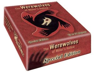 WEREWOLVES OF MILLERS HOLLOW SPECIAL ED CARD GAME (JAPAN IMPORT)