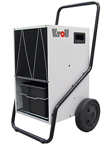 KROLL Luftentfeuchter, Bautrockner, Klimagerät, Ventilator TK60 ***NEU***