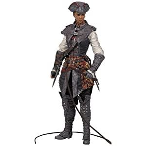 Assassin's Creed – Aveline de Grandpré Actionfigur