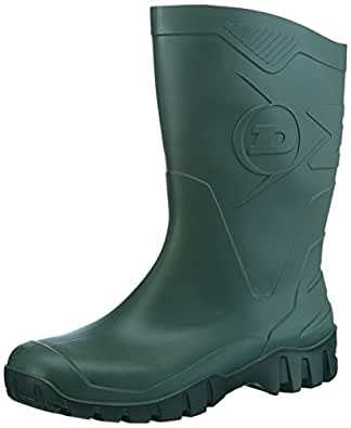 Dunlop Dee Botte vert / noir - 37 - K580011
