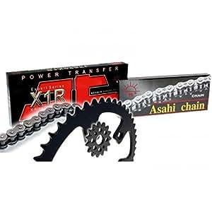 Kit chaine jt 14/53 derbi senda 50r drd pro racing - Jt drive chain 486981