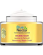 Blue Nectar Jasmine & Pachouli Nourishing Night Repair Cream