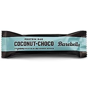Barebells Barbells Protein Bars 55g x 12 12 bars Coconut choco