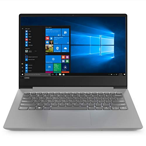 Lenovo Ideapad 330S 81F40165IN 14-inch Laptop (8th Gen Core i3-8130U/4GB/256GB/Windows 10/Integrated Graphics), Platinum Gray