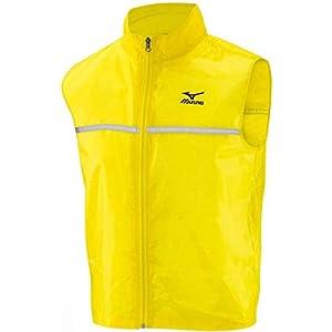Mizuno Running Reflective Vest 67x WS170–53Herren Weste Gelb