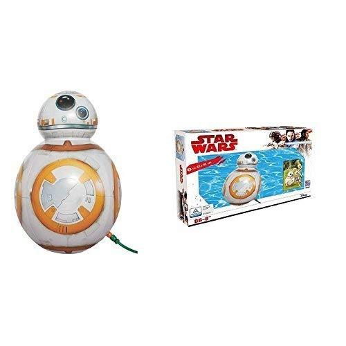 8 Sprinkler (Lively Moments Star Wars Wassersprinkler / Rasensprenger BB-8 ca. 63 x 92 cm / Spielzeug)