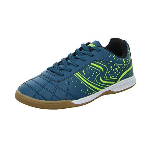 Sneakers 1744 Jovem Azul Coberta (azul)