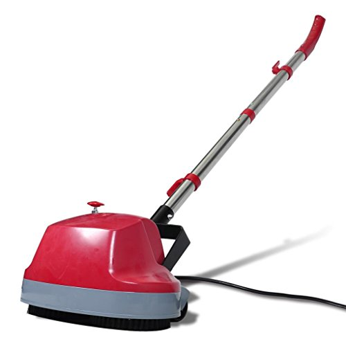 vidaXL 250471 Floor Polisher - Floor Polishers (Red)