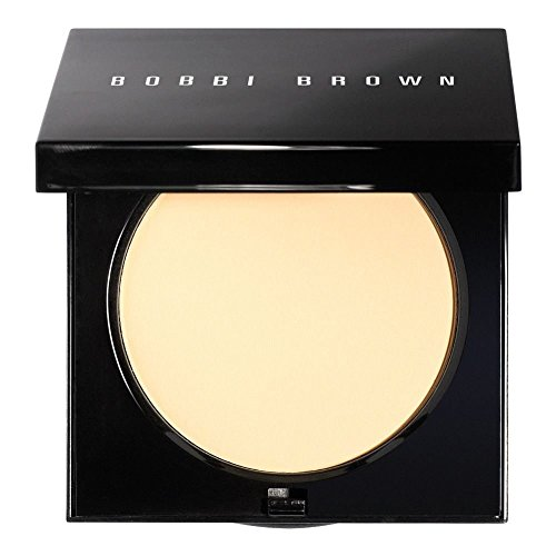 Bobbi Brown Sheer Fertig Pressed Powder Pale Yellow - Bobbi Brown Sheer