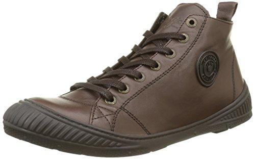 PataugasRocker/N F4B - Sneaker Donna , Marrone (Marron (Choco)), 36