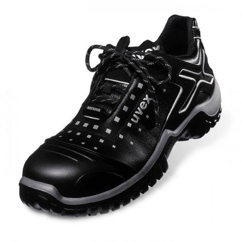 UVEX Xenova NRJ S2 ESD 6922 mezzo scarpa, sicurezza scarpe, - 45
