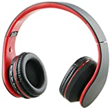 irunzo V3.0EDR faltbar über-Ohr Stereo Wireless Bluetooth Headset Kopfhörer mit FM Radio Unterstützung Speicherkarte MP