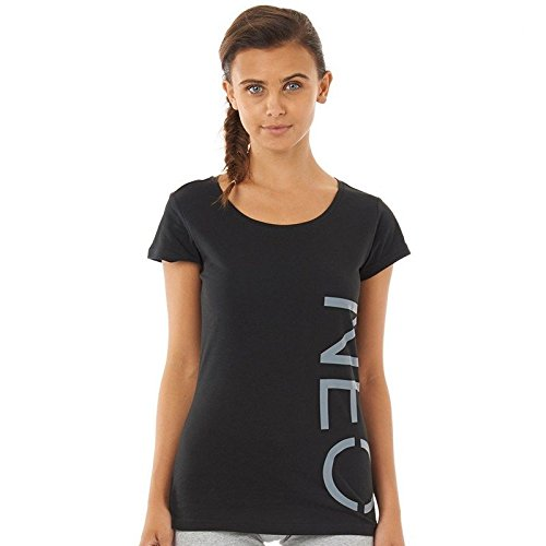Ladies adidas Neo Short Sleeve T Shirt Casual Sports Jersey Tee Crew Neck Top