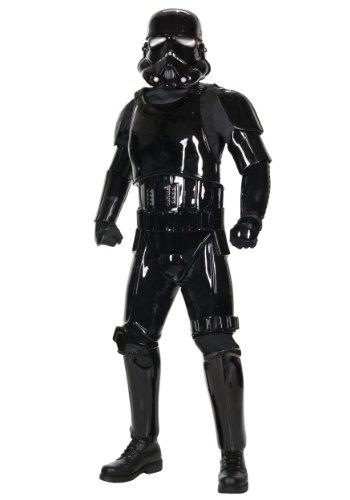 Star Wars Shadow Stormtrooper Supreme original lizenziertes Premium Kostüm - Größe M/L