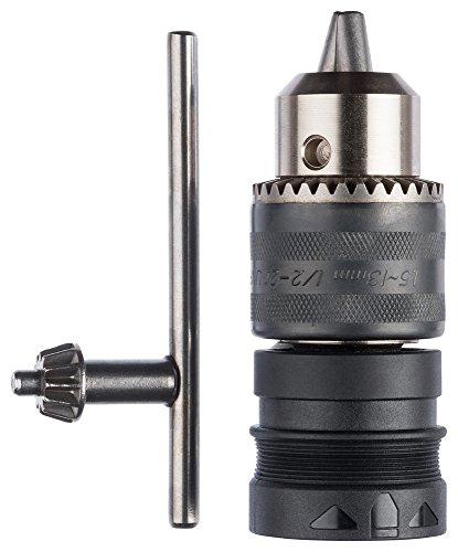 Bosch Zubeh-r 2608571066 Zahnkranzbohrfutter mit Adapter 1 - 13 mm, SDS-plus