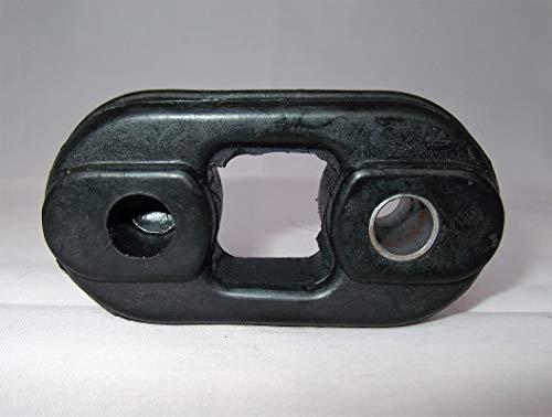 erweitert Rot 1 in Schachtel EXH005 Powerflex Universal-Auspuffhalter