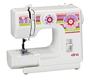 Elna macchina per cucire a braccio libero per bambini for Mini macchina per cucire