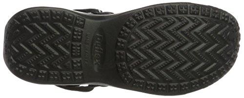 Chung Shi DUX Premium Unisex-Erwachsene Clogs & Pantoletten Schwarz/Schwarz