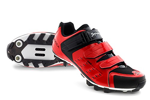 Spiuk Rocca MTB Schuh, Unisex rot