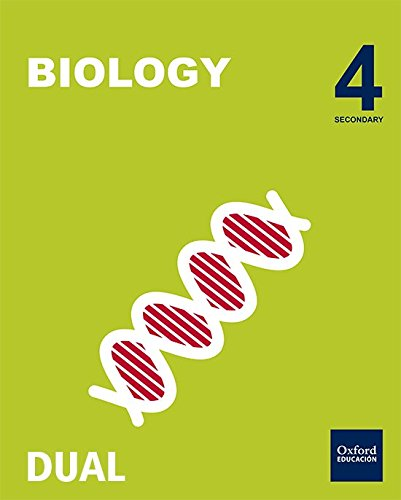 Inicia Dual Biology. Student's Book Pack - 4º ESO - 9780190507077