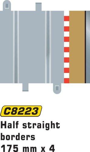 Super Slot 500008223 - BORDE TIRAS 175 MM 4 piezas