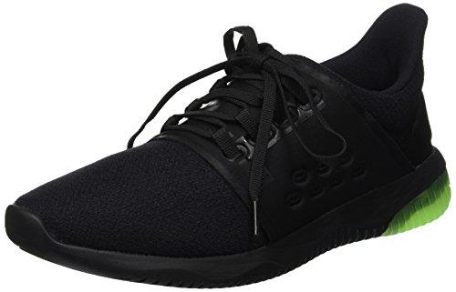 Asics Gel-kenun Lyte MX, Zapatillas de Entrenamiento para Hombre, Negro Black 001, 45 EU