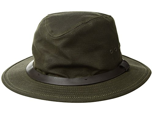 Filson Tin Packer Hat OtterGreen, Grün 58 Filson Tin