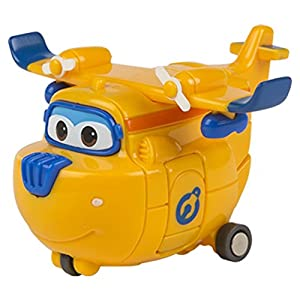 Super Wings - Donnie, personaje transformable (Colorbaby 75862)