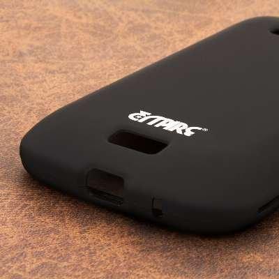 EMPIRE Full Cover Couvertureage Dur Caoutchouté Noir Case Étui Coque for Samsung ATIV Odyssey I930