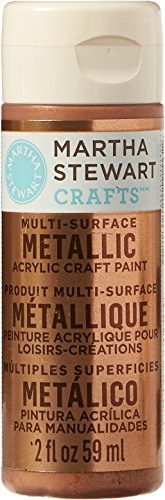 martha-stewart-metallic-glitter-craft-acrylique-peindre-2-once-rose-cuivre