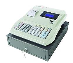 Olympia Registrierkasse CM 911 für den Handel im neuen Design mit Thermodruck Farbe anthrazit