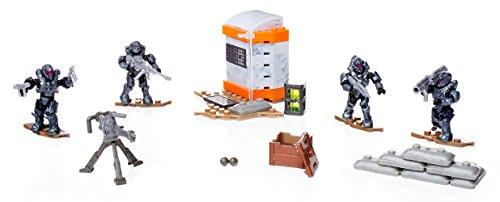 Mattel Mega Bloks Construx - Halo DXF03 UNSC Fireteam Shadow