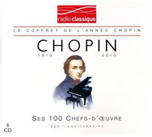 chopin-ses-100-plus-grands-chefs-doeuvre-coffret-6-cd