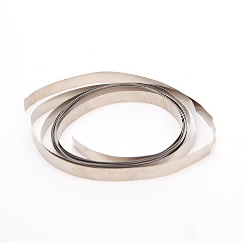 Unterbrechen 3m Pure NI Teller Nickel Streifen Klebeband für Li 18650Akku Punktschweißung