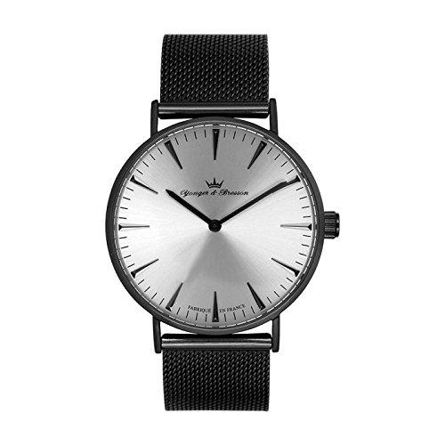 Reloj Yonger & Bresson hombre Silver–Hmn 075/FM