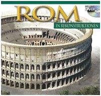 Roma ricostruita maxi. Ediz. tedesca. Con DVD