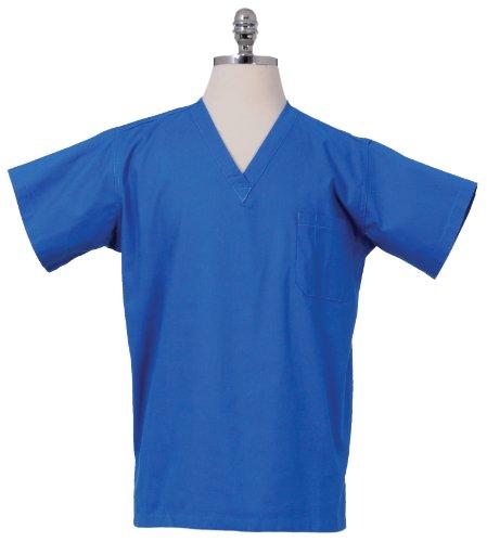 Scrubs Bottoms Pants (Chef Works Unisex Medical Scrub Pants, Royal, königsblau, XS)