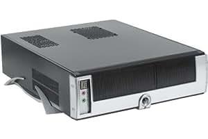 Boitier Desktop Slim micro-ATX 300W low-profile